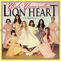 GIRLS' GENERATION | 소녀시대 | vol 5 Album : LION HEART