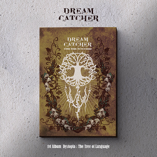 DREAMCATCHER | 드림캐쳐 | 1st Album DYSTOPIA : THE TREE OF LANGUAGE (4545486979150)