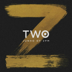 JUNHO | 준호 (2PM) | 2nd Solo Album : TWO [CD + DVD]