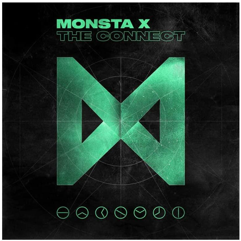 MONSTA X | 몬스타 엑스 | 6th Mini Album : THE CONNECT-DEJAVU