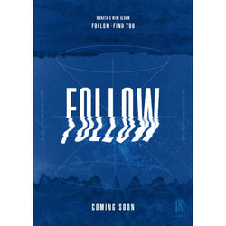 MONSTA X | 몬스타엑스 | Mini Album : FOLLOW-FIND YOU - KPOP MUSIC TOWN (4331080581198)