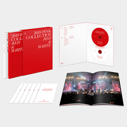 APINK | 에이핑크 |  5TH CONCERT PINK COLLECTION [RED & WHITE] DVD - KPOP MUSIC TOWN (4405046870094)
