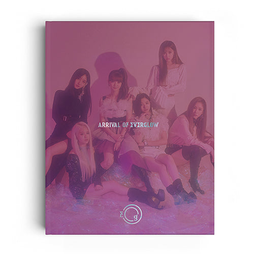 EVERGLOW |  에버글로우 | ARRIVAL OF EVERGLOW - KPOP MUSIC TOWN (4393361604686)