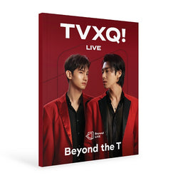 TVXQ | 동방신기 | Beyond LIVE BROCHURE [Beyond the T]