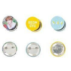 TXT | OFFICIAL PIN SET