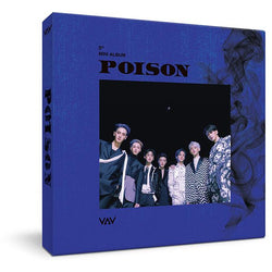 VAV | 브이에이브이 | 5th Mini Album : POISON - KPOP MUSIC TOWN (4333055246414)