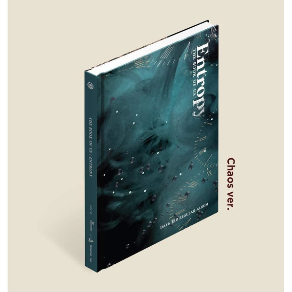 DAY6 | 데이식스 | 3rd Album THE BOOK OF US : ENTROPY - KPOP MUSIC TOWN (4346235584590)