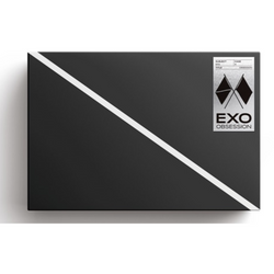 EXO | 엑소 | 6th Album : OBSESSION - KPOP MUSIC TOWN (4354277212238)
