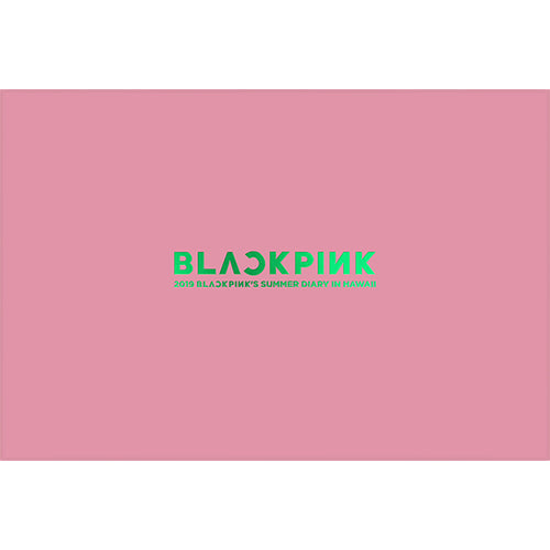 BLACKPINK | 블랙핑크 | 2019 SUMMER DIARY : IN HAWAII - KPOP MUSIC TOWN (4412832219214)
