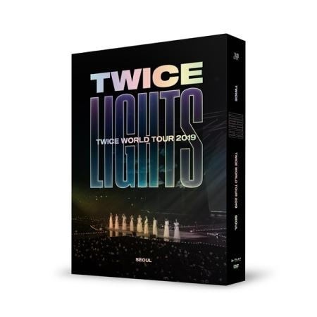 "TWICE | 트와이스 | TWICE WORLD 2019 "" TWICE LIGHTS "" in Seoul [DVD]"
