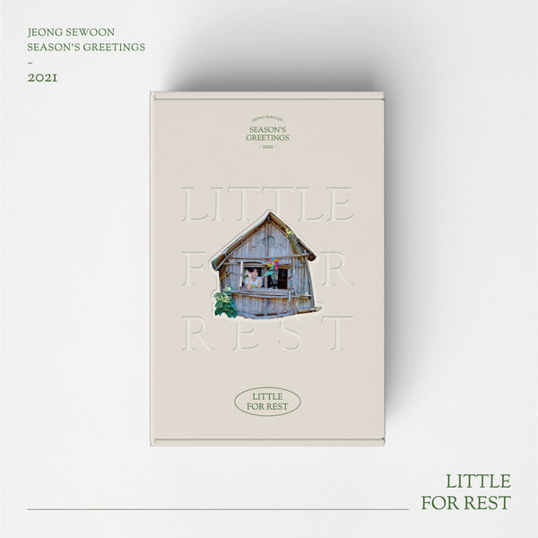 JEONG SE WOON | 정세운 | 2021 SEASON'S GREETINGS