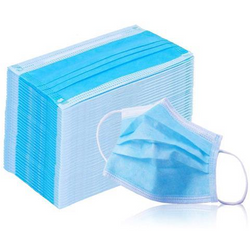 DISPOSABLE SURGICAL MASK | 50 PC