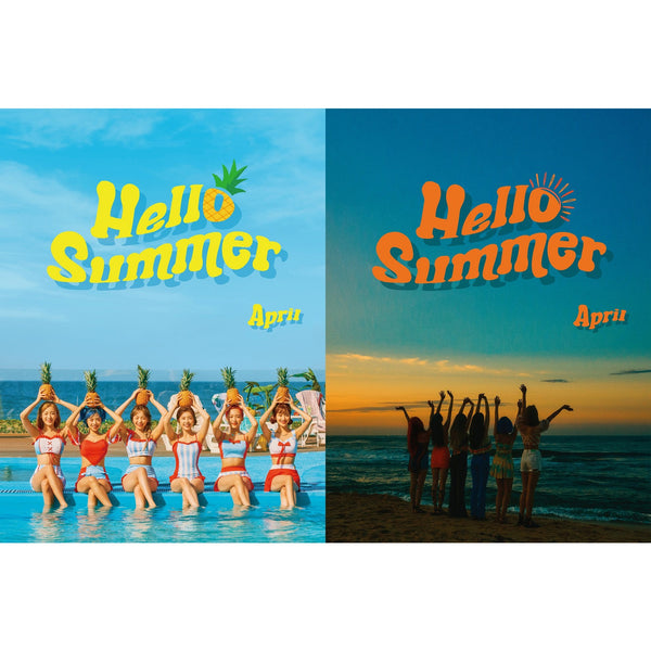 APRIL | 에이프릴 | Summer Special Album : HELLO SUMMER