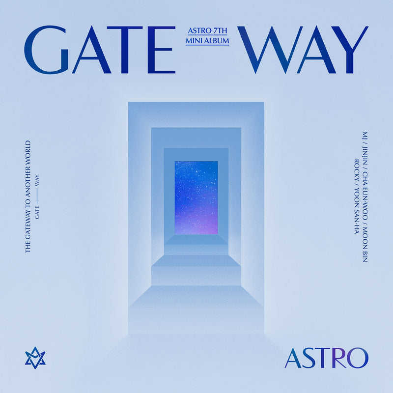 ASTRO | 아스트로  | 7th Mini Album : GATEWAY