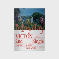 VICTON | 빅톤 | 2nd Single Album : MAYDAY