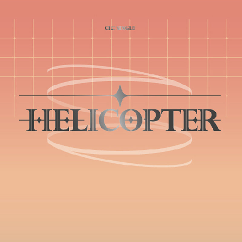 CLC | 씨엘씨 | Single Album [HELICOPTER]