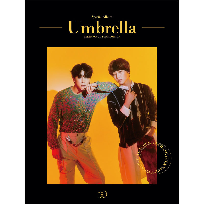 H&D | 한결&도현 | Special Album [Umbrella]