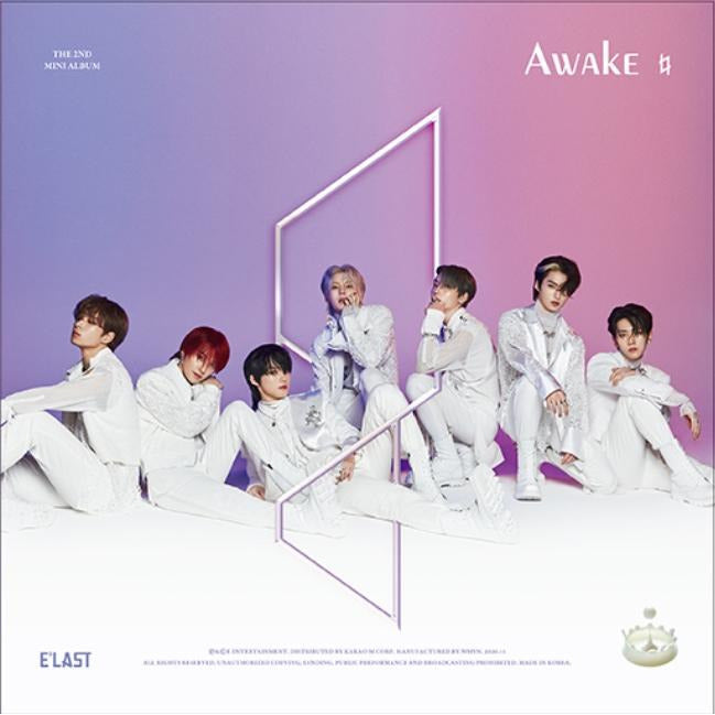 E'LAST | 엘라스트 | 2nd Mini Album [AWAKE]