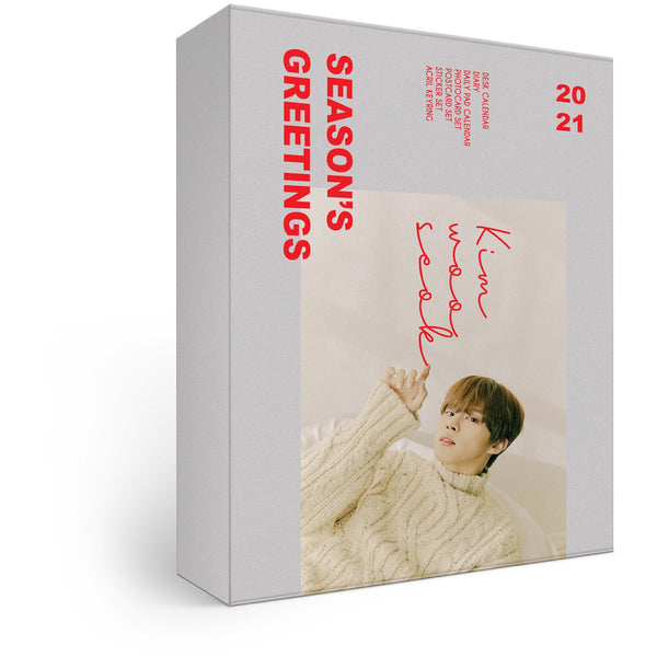 KIM WOO SEOK | 김우석 | 2021 SEASON'S GREETINGS