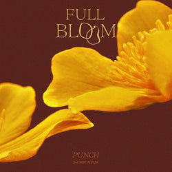 PUNCH | 펀치 | 2nd Mini Album [FULL BLOOM]