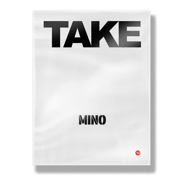 MINO | 송민호 | 2nd Full Album [TAKE]