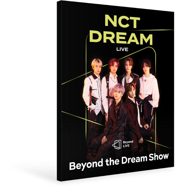 NCT DREAM| 엔시티 드림 | Beyond LIVE BROCHURE [Beyond the Dream Show]