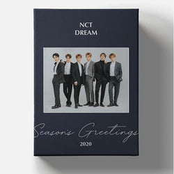 NCT DREAM | 엔시티 드림 | 2020 SEASON'S GREETINGS - KPOP MUSIC TOWN (4347597815886)
