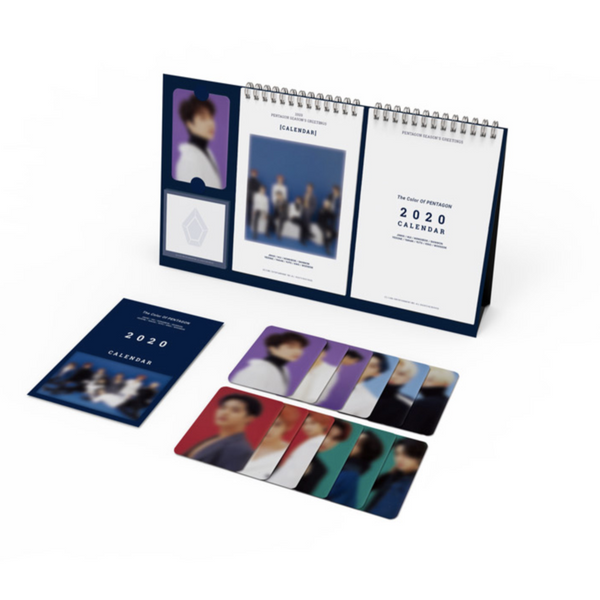 PENTAGON | 펜타곤 | 2020 SEASON'S GREETINGS - KPOP MUSIC TOWN (4391344209998)