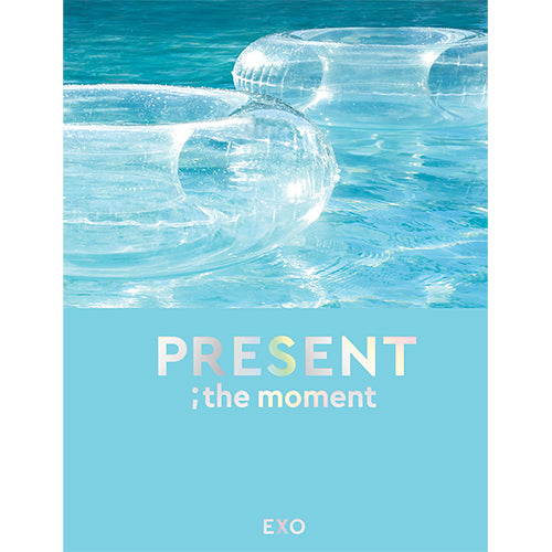 EXO | 엑소 | PRESENT ; THE MOMENT [PHOTOBOOK] - KPOP MUSIC TOWN (4413075390542)