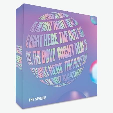 THE BOYZ | 더 보이즈 | 1st Single Album : THE SPHERE - KPOP MUSIC TOWN (4417937539150)
