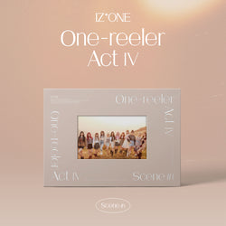 IZ*ONE | 아이즈원 | 4th Mini Album [One-reeler / Act IV]