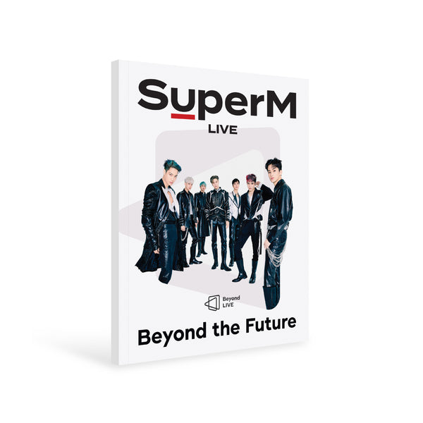 SUPERM | 슈퍼엠 | Beyond LIVE BROCHURE [Beyond the Future]