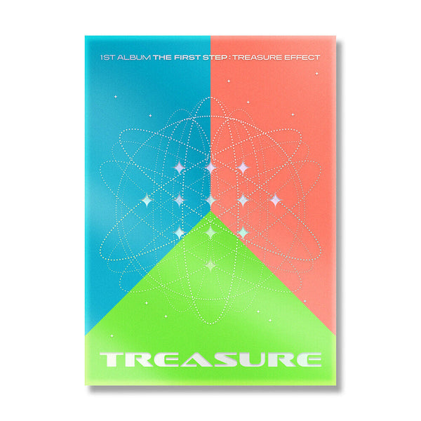 TREASURE | 트레저 | 1st Album [THE FIRST STEP : TREASURE EFFECT]