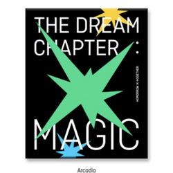 TOMORROW X TOGETHER | 투모로우바이투게더 | TXT The Dream Chapter : MAGIC - KPOP MUSIC TOWN (4333074743374)