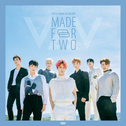 VAV | 브이에이브이 | 6th Mini Album : MADE FOR TWO