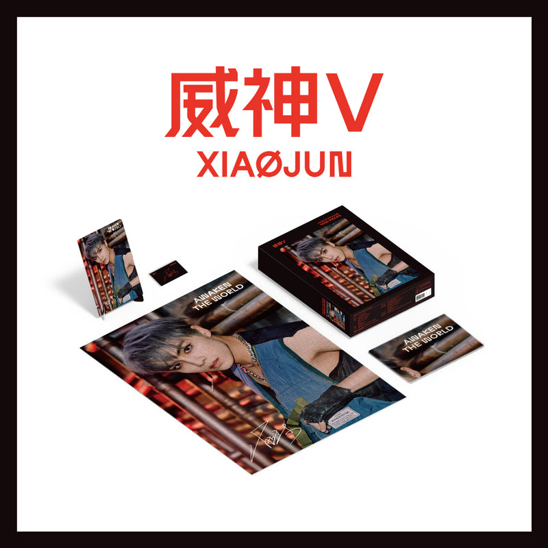 WayV | 웨이션브이 | PUZZLE PACKAGE