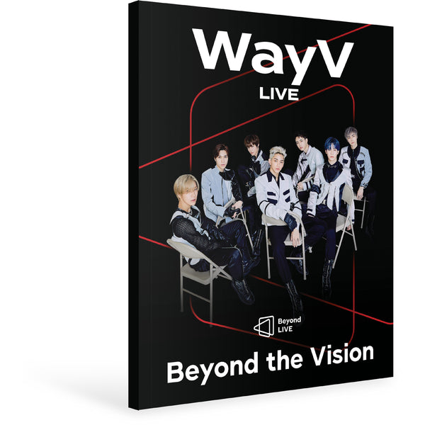 WayV | 웨이션브이 | Beyond LIVE BROCHURE [Beyond the Vision]