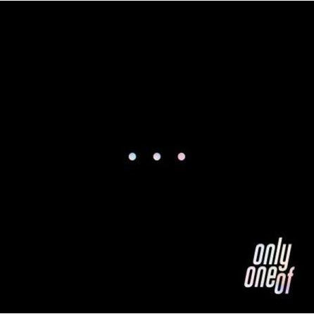ONLYONEOF | 온리원오브 | 1st Mini Album : DOT POINT JUMP [ BLACK VER ]