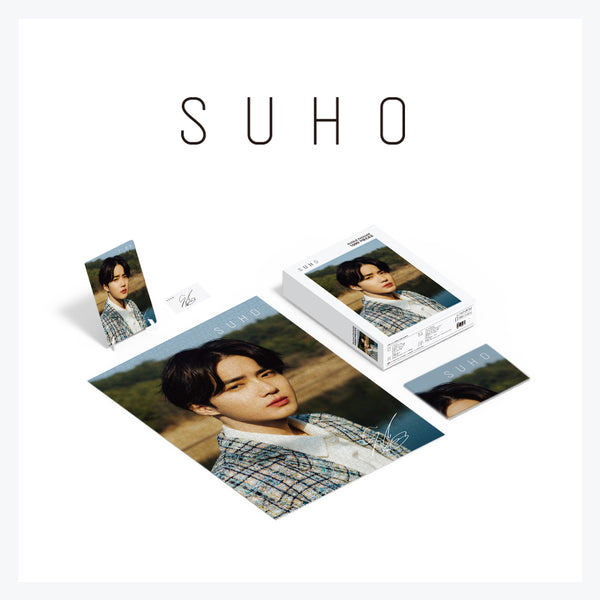 SUHO | 수호 | SUHO PUZZLE PACKAGE