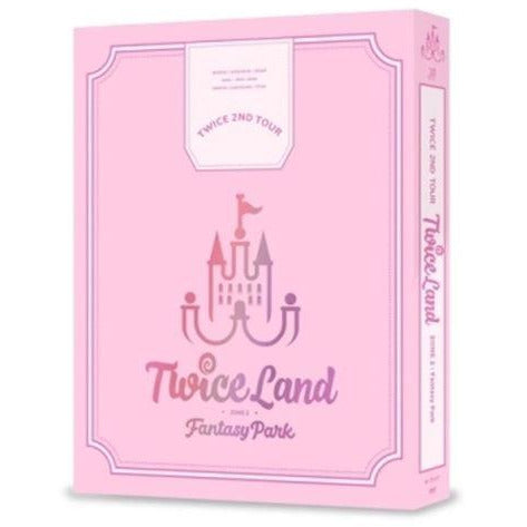 TWICE | 트와이스 | TWICELAND ZONE 2 : FANTASY PARK [ DVD ]
