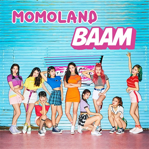 MOMOLAND | 모모랜드 | 4th Mini Album : FUN TO THE WORLD (4512426000462)