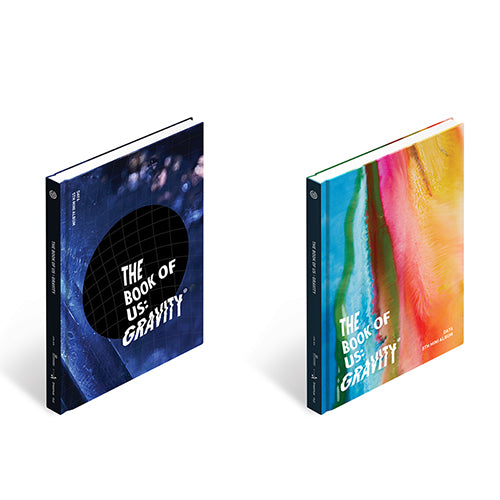 DAY6 | 데이식스 | 5th Mini Album THE BOOK OF US : GRAVITY - KPOP MUSIC TOWN (4381535535182)