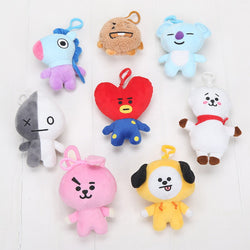 BT21 | OFFICIAL BT21 BAG CHARM