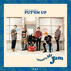 B.A.P | 비에이피 | 5th Single Album : Put'em up