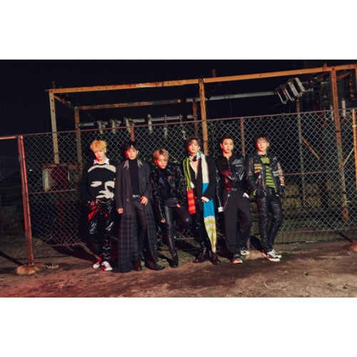 B.A.P | 비에이피 | 8th Single Album [EGO]