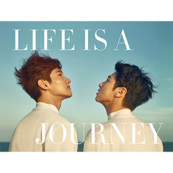 TVXQ | 동방신기 | PHOTOBOOK : LIFE IS A JOURNEY