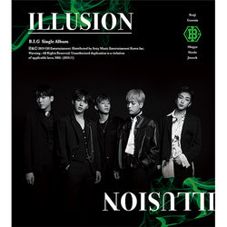 B.I.G | 비와이지 | Single Album : ILLUSION