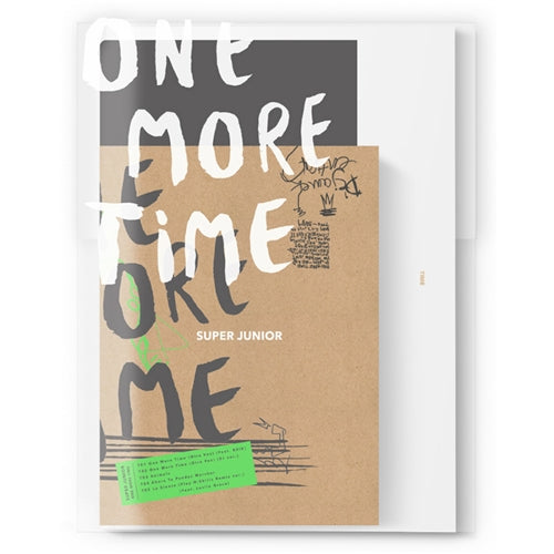 SUPER JUNIOR | 슈퍼주니어 | Special Mini Album : ONE MORE TIME [ REGULAR ]