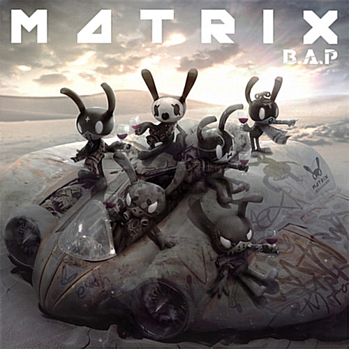 B.A.P | 비에이피 | 4th Mini Album : Matrix