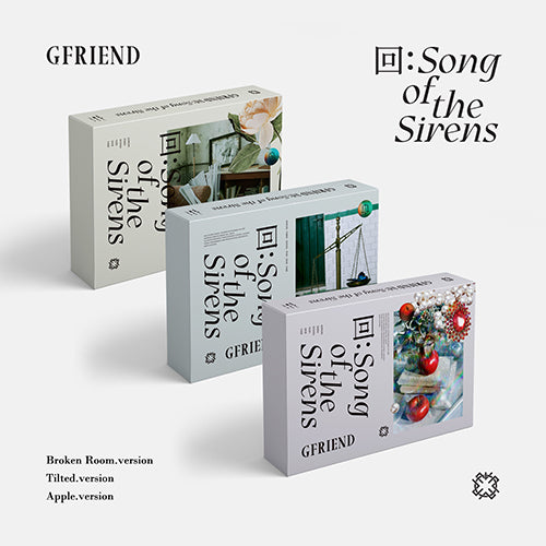 GFRIEND | 여자친구 | 回:SONG OF THE SIRENS